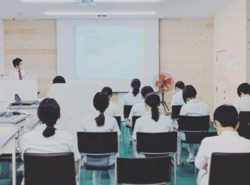 硝子体注射についての研修会でした